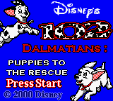 102 Dalmatians - Puppies to the Rescue